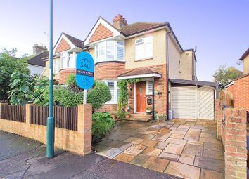 Thumbnail 3 bedroom semi-detached house for sale in South Way, Bognor Regis