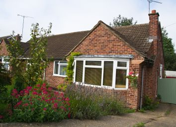 Thumbnail 2 bed semi-detached bungalow for sale in Southey Road, Rugby