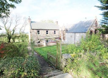 Thumbnail 2 bed semi-detached house for sale in Blacklaw Schoolhouse, Aberchirder, Aberdeenshire AB547Px
