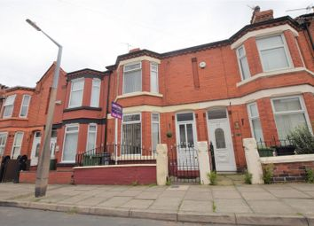 Thumbnail 3 bed terraced house for sale in Browning Avenue, Birkenhead