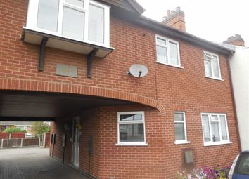 Thumbnail 2 bed flat to rent in Stafford Street, Barwell, Leicester