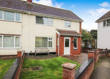 Thumbnail 3 bed semi-detached house for sale in Bridge Farm Close, Upton, Wirral