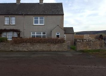 Thumbnail 2 bed semi-detached house to rent in Haddington