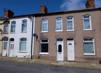 Thumbnail 3 bedroom terraced house to rent in Bell Street, Barry, Vale Of Glamorgan