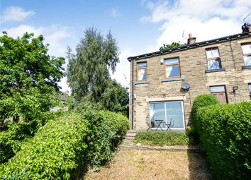 Thumbnail 2 bed end terrace house for sale in Laythorpe Terrace, East Morton, West Yorkshire