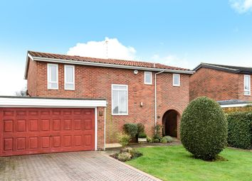 Thumbnail 4 bed detached house for sale in Hill Brow Close, Rowland's Castle