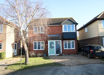 Thumbnail 3 bedroom detached house for sale in Melford Close, Burwell