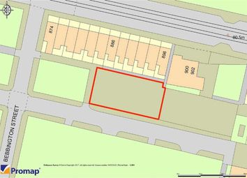 Thumbnail Land for sale in Land To North Of Eccleshall Street, Clayton, Manchester