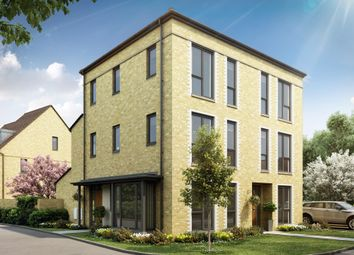 "Thumbnail 3 bed semi-detached house for sale in ""Johnson IV"" at Brighton Road, Coulsdon"