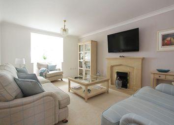 Thumbnail 4 bed detached house for sale in Garthwaite Crescent, Shenley Brook End, Milton Keynes, Buckinghamshire