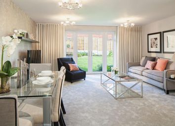 "Thumbnail 3 bed detached house for sale in ""Oakfield"" at Coldeast Way, Sarisbury Green, Southampton"