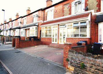Thumbnail 3 bedroom terraced house for sale in William Cook Road, Ward End, Birmingham