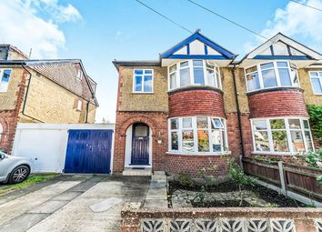 Thumbnail 3 bed semi-detached house for sale in Cogans Terrace, Canterbury