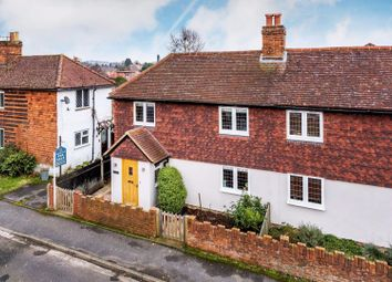 Thumbnail 3 bed semi-detached house for sale in Furze Lane, Godalming