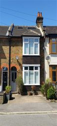 Thumbnail 3 bedroom terraced house for sale in Walpole Road, South Woodford, London