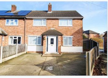 Thumbnail 3 bedroom semi-detached house for sale in Aylesby Road, Scunthorpe, North Lincolnshire