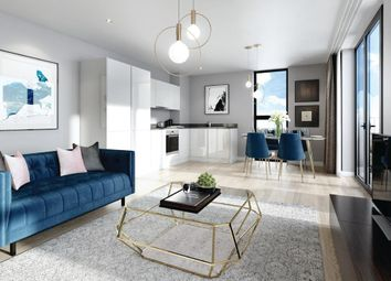 "Thumbnail 2 bed flat for sale in ""Turnstile House"" at 1 Academy House, Thunderer Street, London"