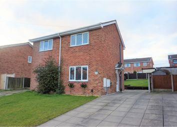 Thumbnail 1 bed semi-detached house for sale in Ledbury Crescent, Stoke-On-Trent