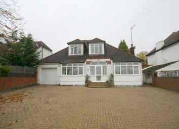 Thumbnail 4 bed bungalow to rent in Epsom Lane North, Epsom