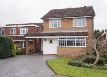 Thumbnail 4 bed detached house for sale in Ashfern Drive, Walmley, Sutton Coldfield