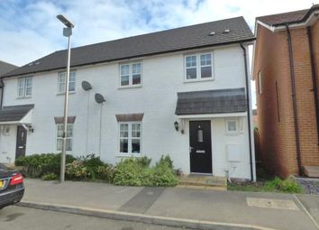 Thumbnail 3 bed semi-detached house for sale in Tiree Court, Newton Leys, Bletchley, Milton Keynes