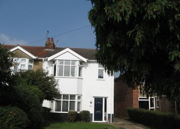 Thumbnail 4 bed semi-detached house to rent in Heath Road, Colchester