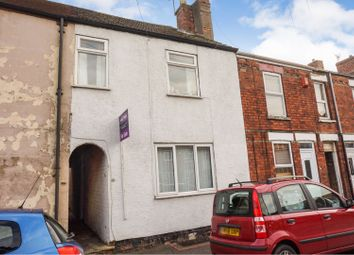 Thumbnail 2 bed terraced house for sale in Kingsley Street, Lincoln