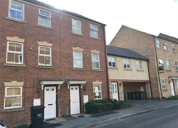 Thumbnail 4 bed town house to rent in Carlisle Close, Corby, Northamptonshire