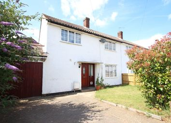 Thumbnail 4 bed semi-detached house for sale in Belvedere Gardens, West Molesey