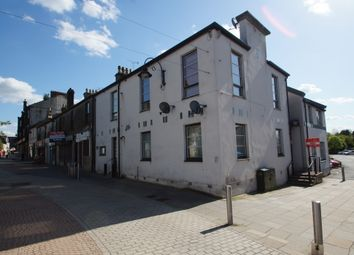 Thumbnail 1 bed flat for sale in Backbrae Street, Kilsyth