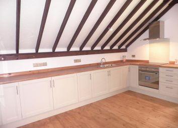 Thumbnail 1 bed flat to rent in Buxton Road, Frettenham, Norwich