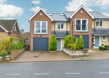 Thumbnail 5 bed semi-detached house for sale in Barrells Down Road, Bishop's Stortford