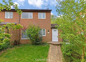 Thumbnail 3 bed semi-detached house to rent in Wheat Close, St Albans, Hertfordshire