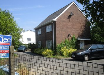 Thumbnail 4 bedroom detached house for sale in Ael Y Bryn, Ystradgynlais, Swansea