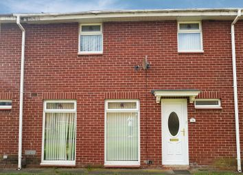 Thumbnail 3 bed terraced house for sale in Cartmel Grove, Gateshead, Tyne And Wear