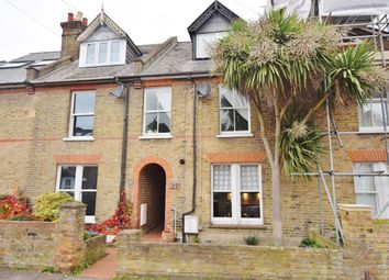 Thumbnail 3 bed terraced house to rent in Wolsey Road, Hampton Hill