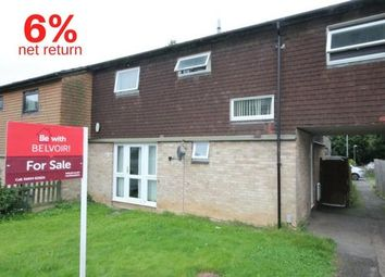 Thumbnail 4 bedroom terraced house for sale in Prentice Court, Goldings, Northampton