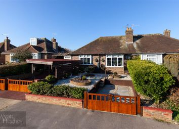 Thumbnail 3 bed semi-detached bungalow for sale in Pembury Grove, Bexhill-On-Sea