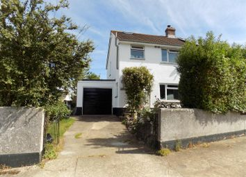 Thumbnail 4 bed semi-detached house to rent in Penton Rise, Old Tiverton Road, Crediton