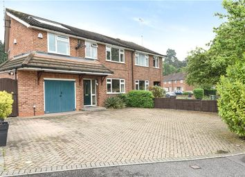 Thumbnail 4 bed property for sale in Park Drive, Ascot, Berkshire