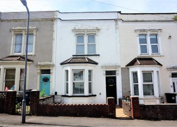Thumbnail 2 bed terraced house for sale in Heath Street, Eastville