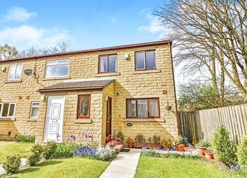 Thumbnail 3 bed end terrace house for sale in Brickfield Terrace, Halifax, West Yorkshire