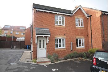 Thumbnail 1 bedroom flat to rent in Hawthorn Mews, High Green, Sheffield.