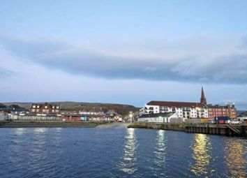 Thumbnail 1 bed flat to rent in Union Street, Largs