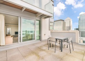 3 bed flat for sale in Pan Peninsula Square, London E14