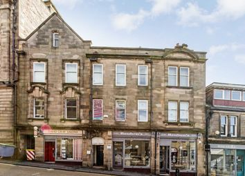 Thumbnail 2 bed flat for sale in New Row, Dunfermline