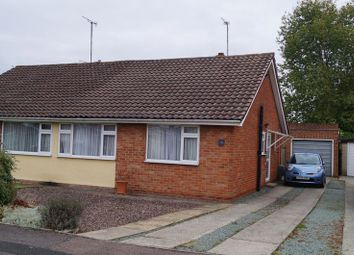 Thumbnail 2 bed semi-detached bungalow for sale in Mayfield Drive, Hucclecote, Gloucester