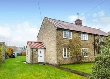 Thumbnail 3 bedroom semi-detached house for sale in Pottergate, Gilling East, York