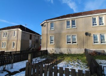 Thumbnail 2 bed flat to rent in Burniebrae, Airdrie, North Lanarkshire
