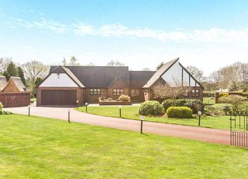 Thumbnail 5 bed bungalow for sale in The Paddocks, Whitegate, Northwich